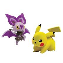 Pokémon Battle Action Figure - Pikachu vs Noibat - $17.81