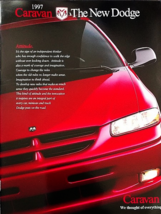 1997 Dodge GRAND CARAVAN sales brochure catalog US 97 SE LE ES - $7.00