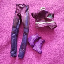 Disney Descendants Mal Prep Doll Isle of the Lost Hasbro  Outfit only  - $11.88