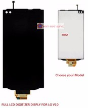 Full LCD Digitizer Glass Screen Assembly Display replacement Part for LG... - $54.99