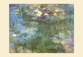 Waterlilies, 1918 by Claude Monet - Art Print - $19.99+