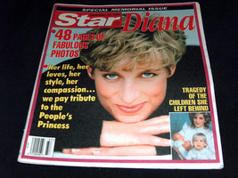 1997 Star Journal Newspaper Magazine Princess Diana 48 Pages Of Photos - $9.29