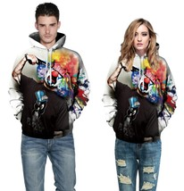 Mr.1991INC Autumn Winter Fashion Men/women Hoodies  - $39.11