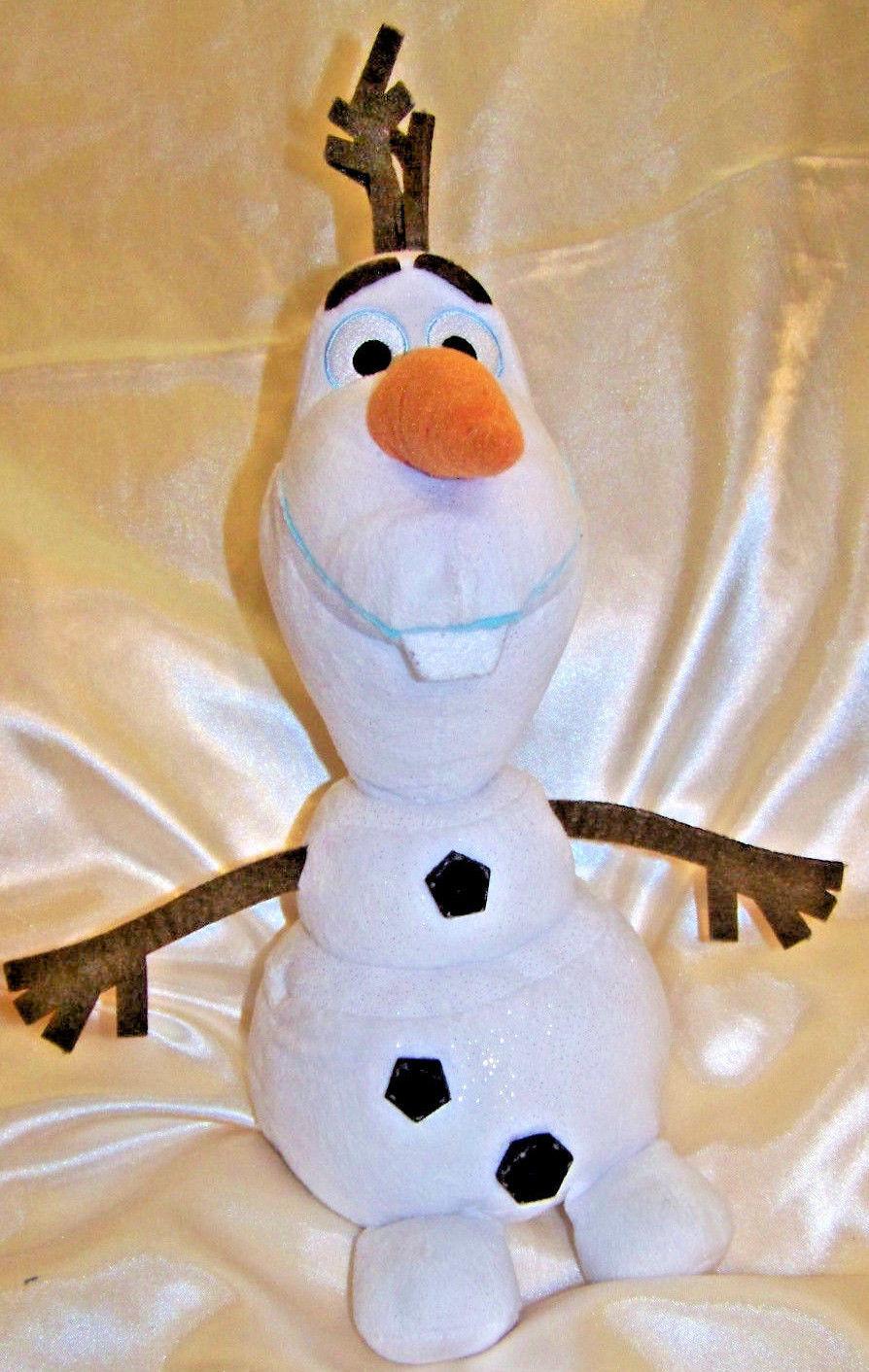 Ty Beanie Baby Disney OLAF with TAGS 2015