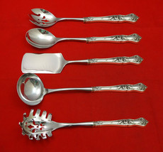 Edgewood by International Sterling Silver Hostess Set 5pc HHWS  Custom Made - $459.00