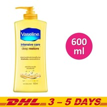 Vaseline Intensive Care Deep Restore Body Lotion Moisturizer 600 ml - $19.17