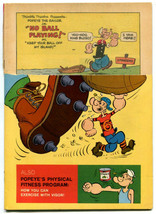 Popeye The Sailor 71 Title stripped Fair 1.0 Gold Key 1964 Bud Sagendorf - $5.93