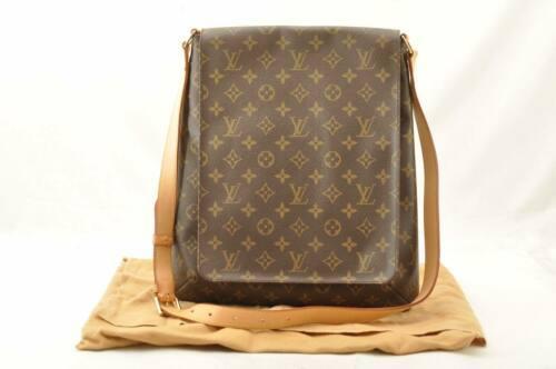 LOUIS VUITTON Monogram Musette Shoulder Bag M51256 LV Auth 10485 image 12