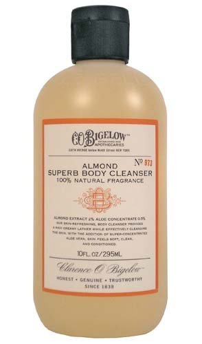 Bath & Body Works C.O. Bigelow Almond Superb Body Cleanser 10 oz