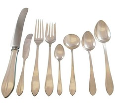Faneuil by Tiffany & Co. Sterling Silver Flatware Set for 12 Service 98 Pieces - $8,495.00