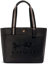 Coach Women's Jes Tote With Horse And Carriage MSRP: $378.00 - $237.59