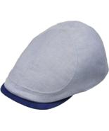 Henschel New Shape  Duckbill Cap Cotton Matching Visor Fully Lined Orang... - $50.00