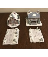 """Houses With Lights (need 3""""AA"""" Battery To Operate Each House) - $23.38"""