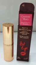 CHARLOTTE TILBURY Hot Lips Lipstick Bosworth's Beauty 3.5g NIB - $33.24