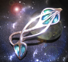 HAUNTED NECKLACE ALEXANDRIA'S DIVINE BEAUTY AND YOUTH HIGHEST LIGHT MAGICK - $11,137.77