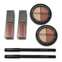 Smashbox Ablaze Eye & Lip Set - LOT OF 2 - $105.97
