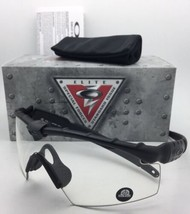 OAKLEY BALLISTIC M-FRAME 2.0 Safety Glasses OO9213-04 Black w/ Clear ANS... - $129.99