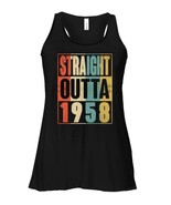 Straight Outta Retro USA 1958 60th Birthday Gift 60 Vintage - $26.95+