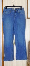"Levi Signature Women's Jeans Size 4 Boot Cut - Straight Leg - Mid Rise 9 1/2"" - $13.12"