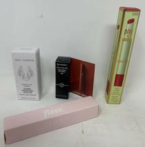 4 True+Luscious Lipstick Pixi Lip Glow Floss Lip Tint Giorgio Armani Lip Maest - $28.04