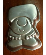 Vintage Wilton Ziggy Cake Pan 1978 #502-7628 Birthday Baking Kitchen - $9.69