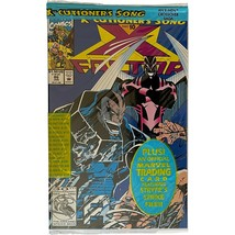 Marvel Comics X-Factor #86 NM Sealed X-cutioner's Song Part 10 w/ trading card - $11.99