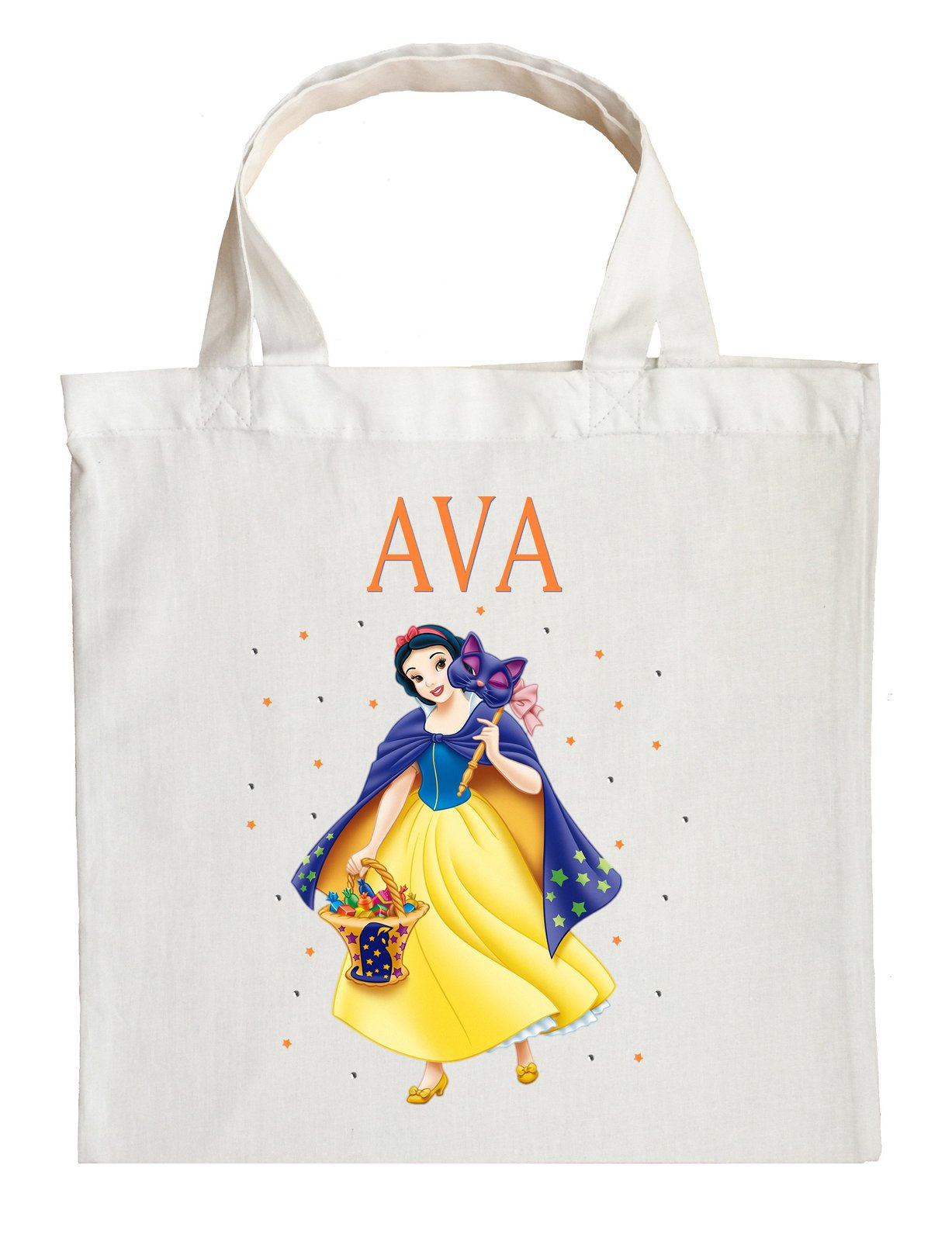 Snow White Trick or Treat Bag - Personalized Snow White Halloween Bag for sale  USA