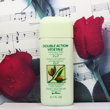 Yves Rocher Double Action Vegetale Shampoo + Conditioner With Almond 6.7 Oz. - $29.99