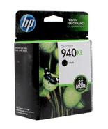 HP 940XL Black High Yield Original Ink Cartridge (C4906AN) - $39.99