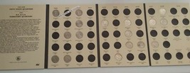Fifty State Territory Quarters Album 1999-2008 Littleton w/ 17 coins 192225 - $14.80