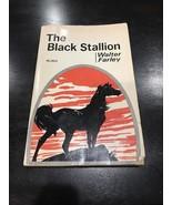 The Black Stallion by Walter Farley vintage 1941 Random House Paperback - $22.19