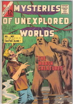 Mysteries of Unexplored Worlds Comic #44 CDC 1964 VERY FINE- - $22.17