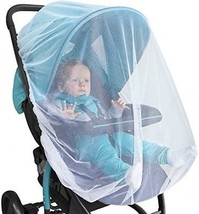 BABY MOSQUITO NET For Stroller, Car Seat And Bassinet ? PREMIUM Infant ... - $31.22