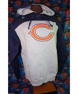 Chicago Bears NFL Hoodie Sweatshirt Medium Adult   - $39.99