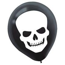 """Skeleton Latex Balloons (15 Pack) 12"""" - $8.07"""