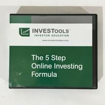 INVESTools 5 Step Online Investing Formula AKA Advanced Stock Option Course - $29.69