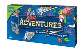 NEW SEALED - Atlas Adventures World Discovery B... - $14.99