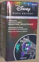 Disney Tinkerbell Fantastic Flurry Projection Spotlight Magic Holiday Ch... - €61,02 EUR