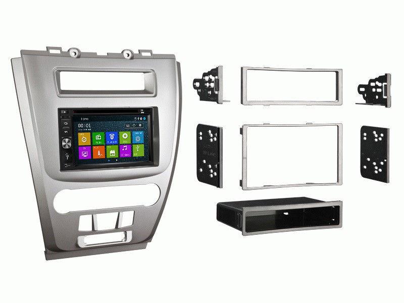 "2010 - 2011 Ford Fusion 7"" Multimedia GPS Navigation Stereo Radio w/ Bluetooth"