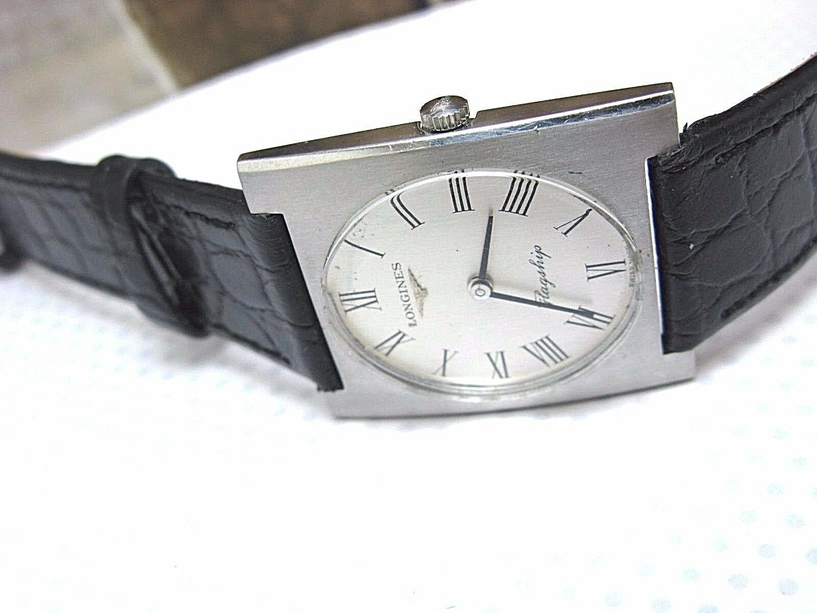 Primary image for LONGINES Switzerland VINTAGE NICE CLASSIC SERVICED WATCH IN BOX