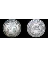 1901-O Barber Dime Silver - $59.99