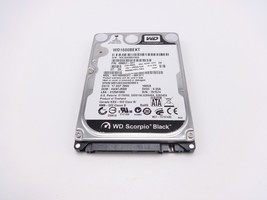 "HP 593641-001 160GB 7.2K 16MB SATA 3.0GB/s 2.5"" Hard Drive 499051-001 - $46.87"