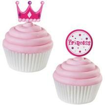 "Wilton Decorations Fun Pix 3"" Princess 12pc - $5.42"