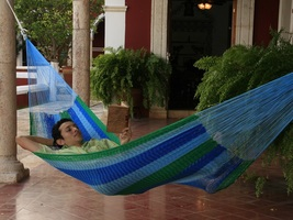 Hammock Mexican Queen Size - Free Shipping - Authentic Hand - $90.00