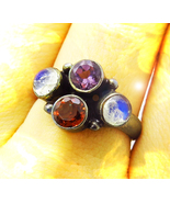 HAUNTED RING WIZARD'S CALL WHAT IS MOST NEEDED OFFERS ONLY MAGICK 7 SCHO... - $92,007.77