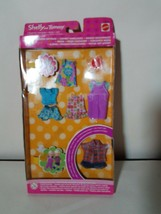 Mattel Shelly and Tommy Shelly Club Fashion Giftpack open box 2002 missi... - $28.88