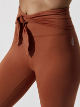 Women Ursa Legging in Terracotta, Free People Movement image 2