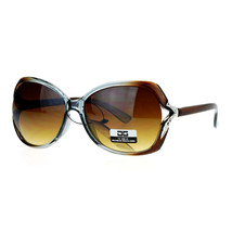 CG Eyewear Womens Sunglasses Classic Fashion Oval Square Shades - £8.46 GBP