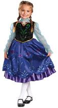Frozen Anna Child 4-6 Child Girls Costume - $46.75