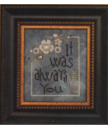 Wee One: Always You cross stitch chart Heart In Hand  - $7.65